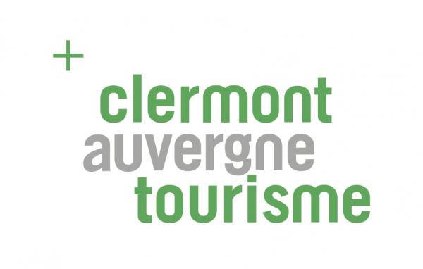 Logo office de tourisme clermont auvergne tourisme