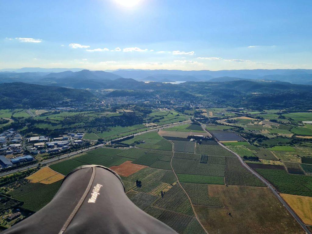 Record parapente Puy de Dôme